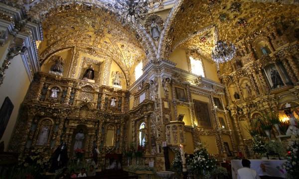 Concluyen En Puebla An U00e1lisis Y Propuestas Sobre Arte Barroco