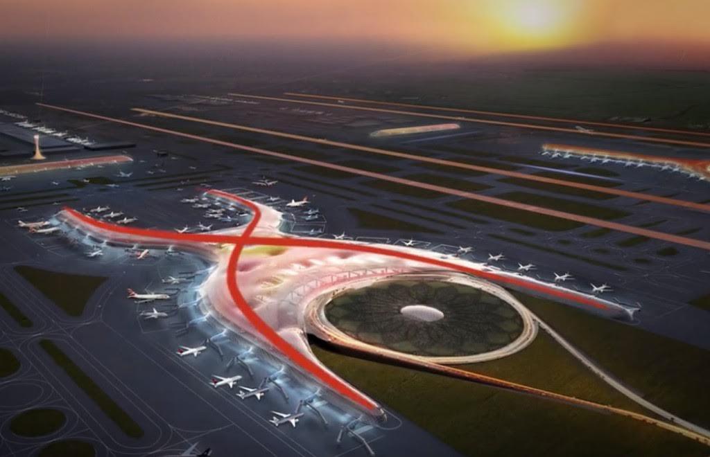 nuevo aeropuerto de la Ciudad de México