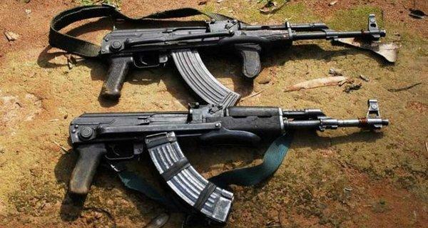 tráfico de armas
