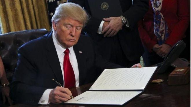 política migratoria de Donald Trump
