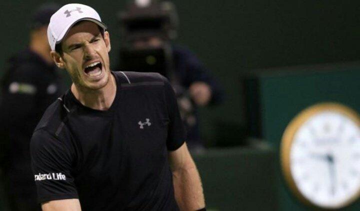 Andy Murray fuera del Masters 1000