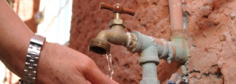 Captación de agua