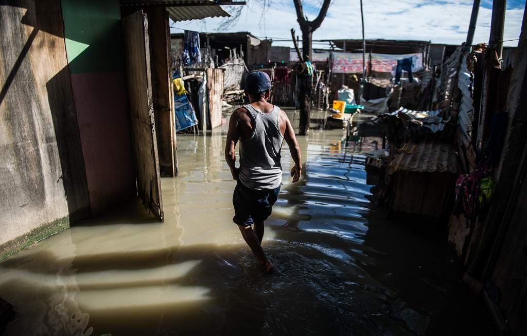 Lluvias e inundaciones en Perú