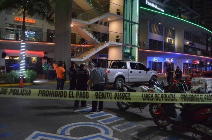 asesinatos en Cancún