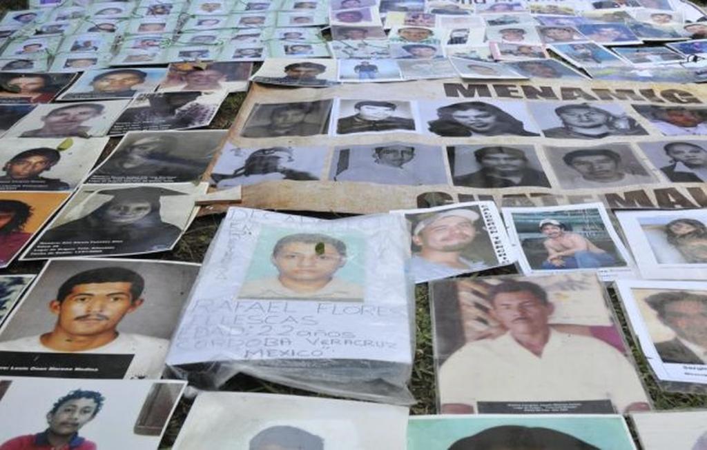 personas desaparecidas en Veracruz
