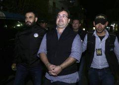 extradición de Javier Duarte