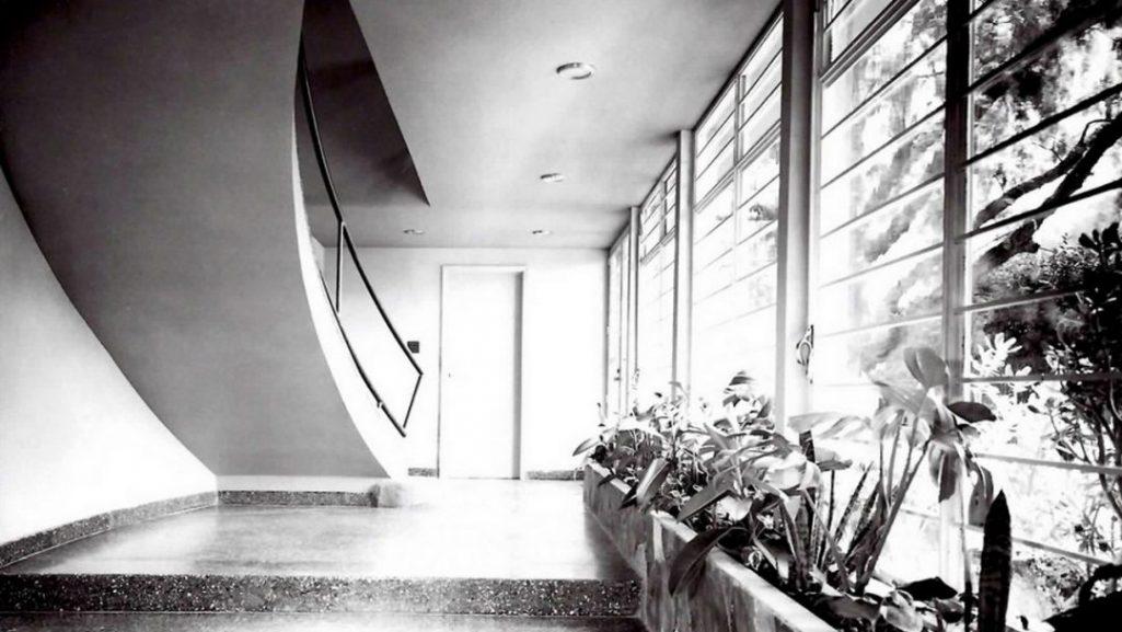casa en la Ciudad de México en el siglo XX