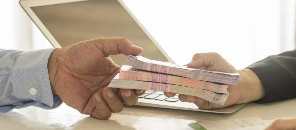 solicitar un préstamo de manera segura