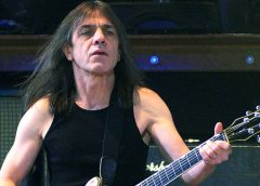 Muere Malcolm Young