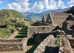 Choquequirao, el tesoro de Perú