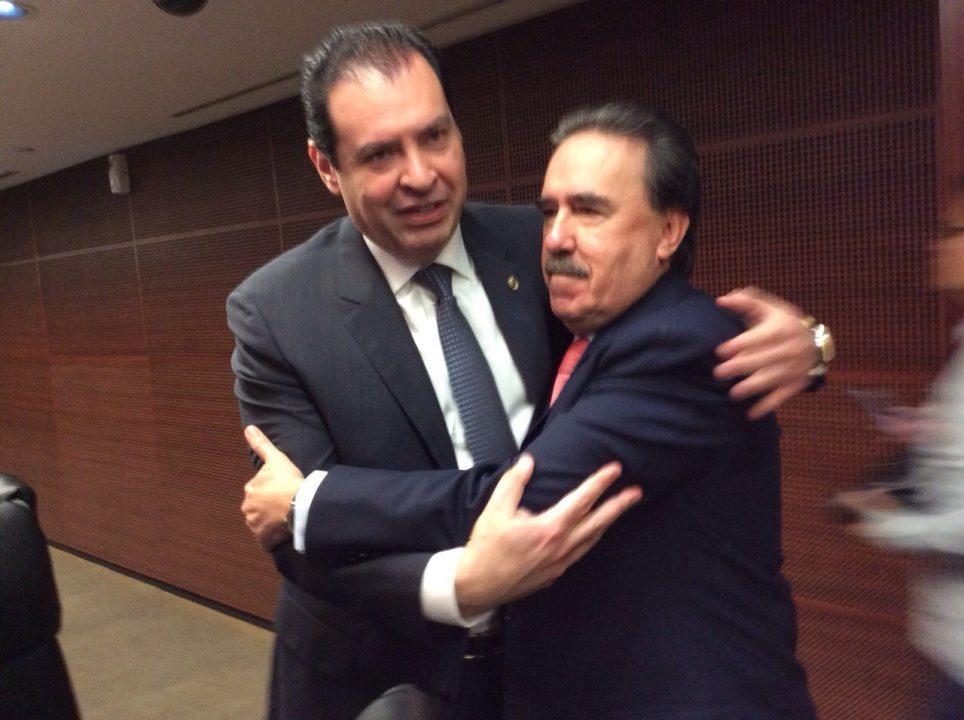 Ricardo Urzúa será el candidato a Gobernador