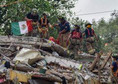 reconstrucción tras sismos