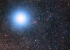 La llegada a la Próxima Centauri