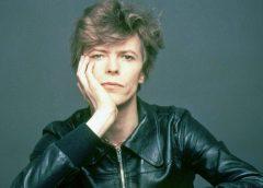 no olvidar a Bowie