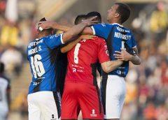 Querétaro derrota a Lobos BUAP