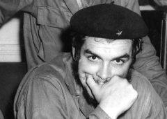 novela gráfica sobre la vida del Che