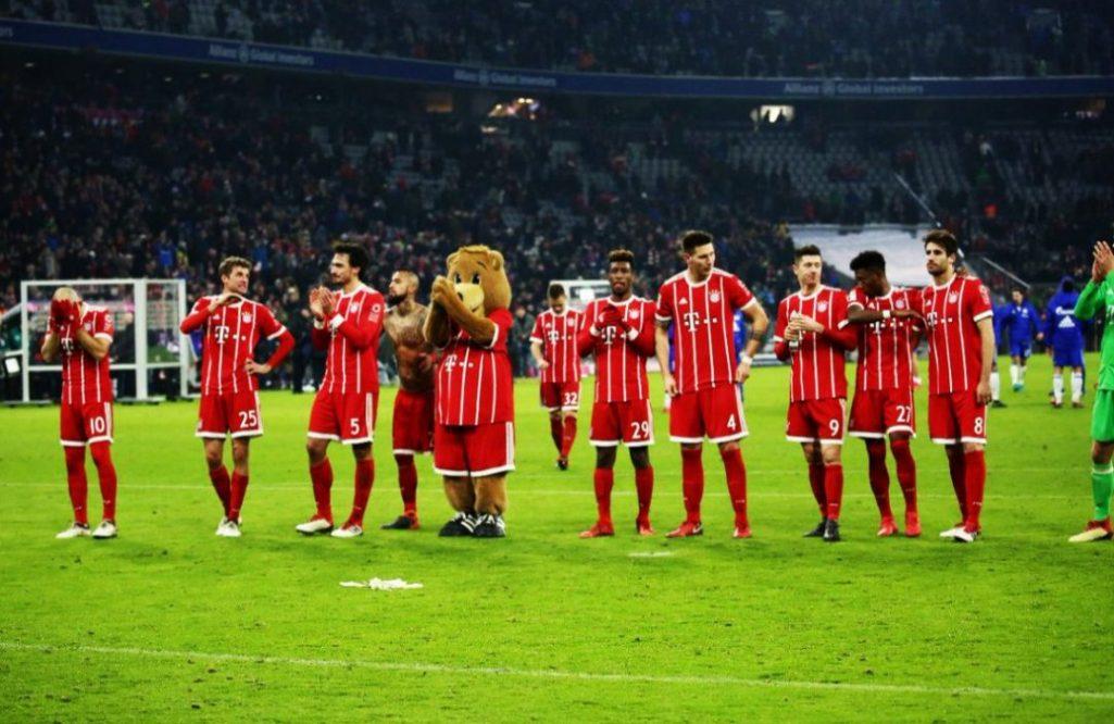 Bayern Munich obtiene su novena victoria al hilo