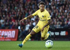 Neymar París Saint-Germain