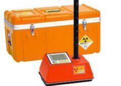 fuente radiactiva robada