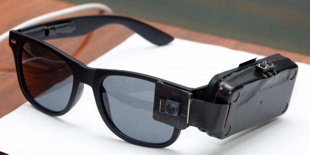 lentes inteligentes para débiles visuales