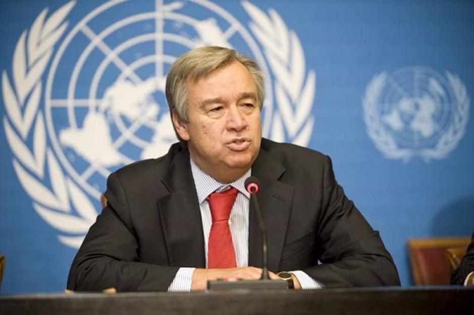 onu António Guterres