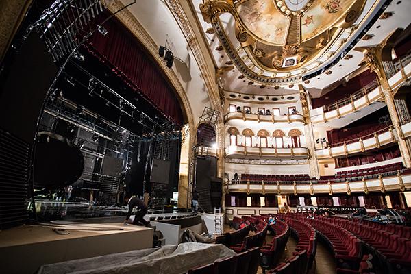 100 años del Teatro Esperanza Iris