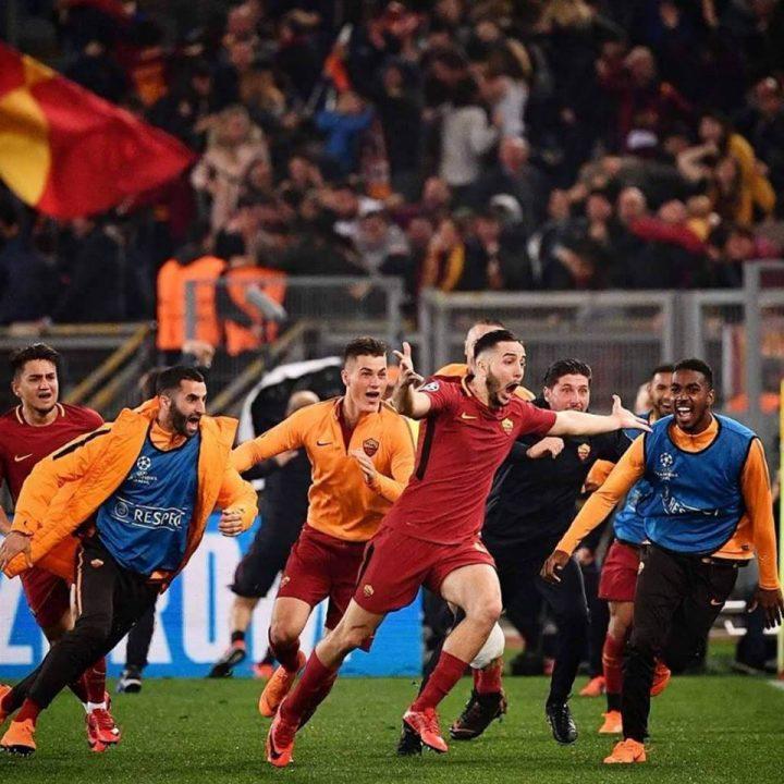 Barcelona en Champions
