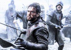 batalla más larga en la historia de Game of Thrones