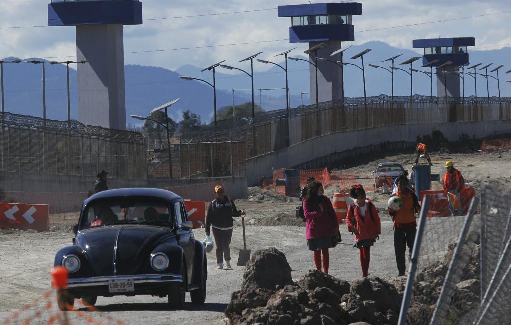 autogobierno en penales de Jalisco y Querétaro