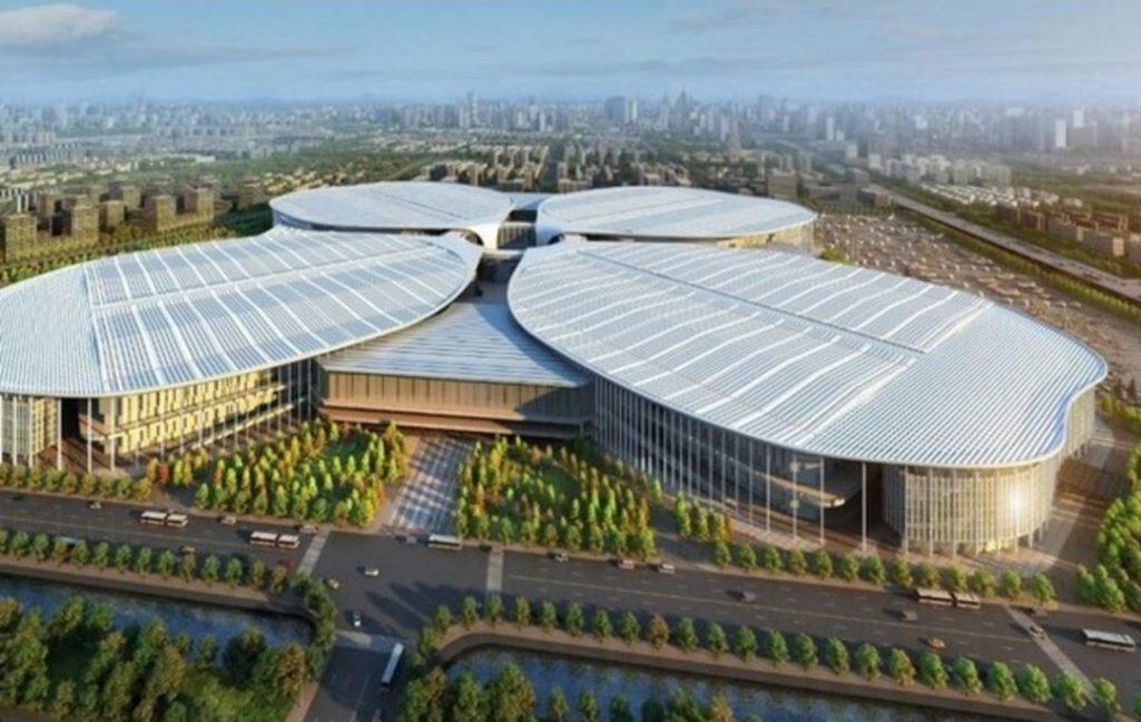 Exposición Internacional de Importación en China