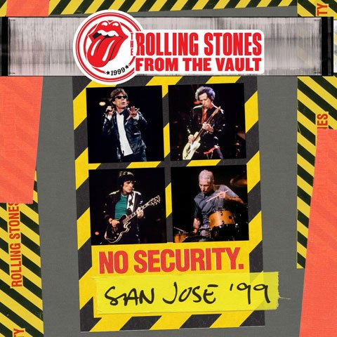The Vault: No Security - San Jose 1999