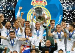 decimotercera Champions al Real Madrid