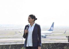 nuevo pulmón en terrenos del viejo aeropuerto