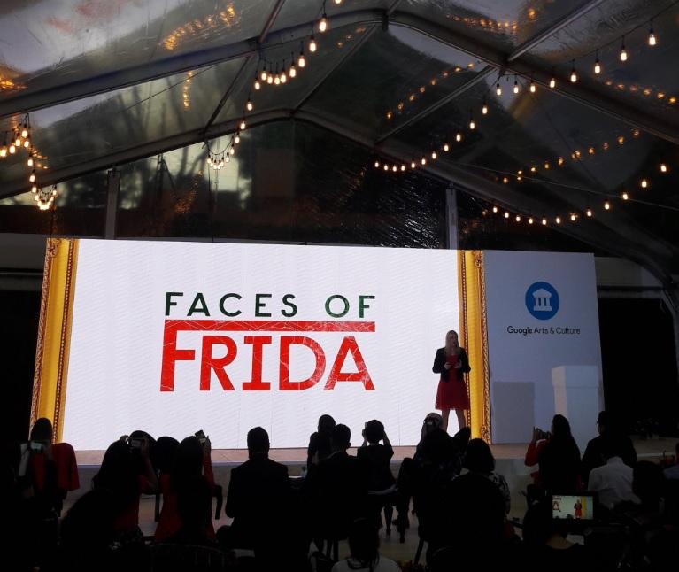 caras de Frida