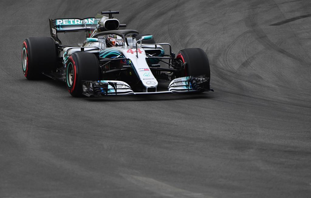 Hamilton arrancará como primero