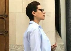 Karime Macías en Londres