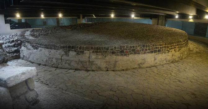 ventana arqueológica
