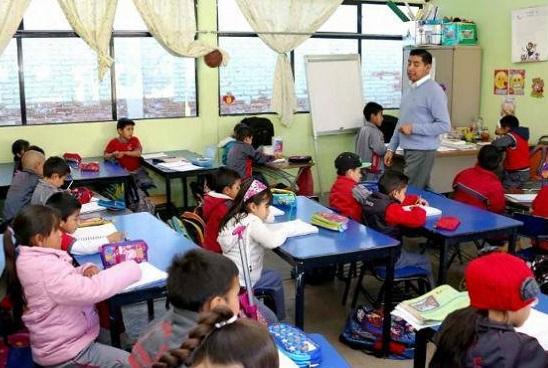 escuelas públicas de educación básica del país