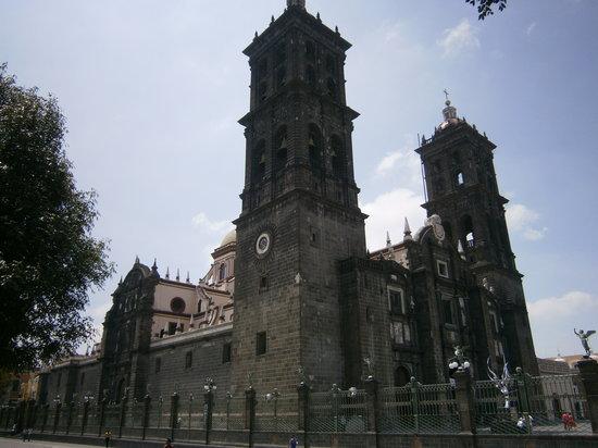 Puebla de los Ángeles Miguel Lelo de Larrea