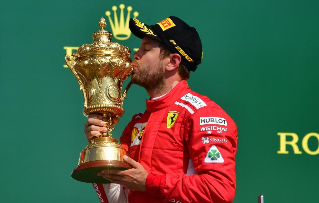 Gran Premio de Inglaterra de Fórmula uno