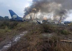 demandas contra Aeroméxico por accidente