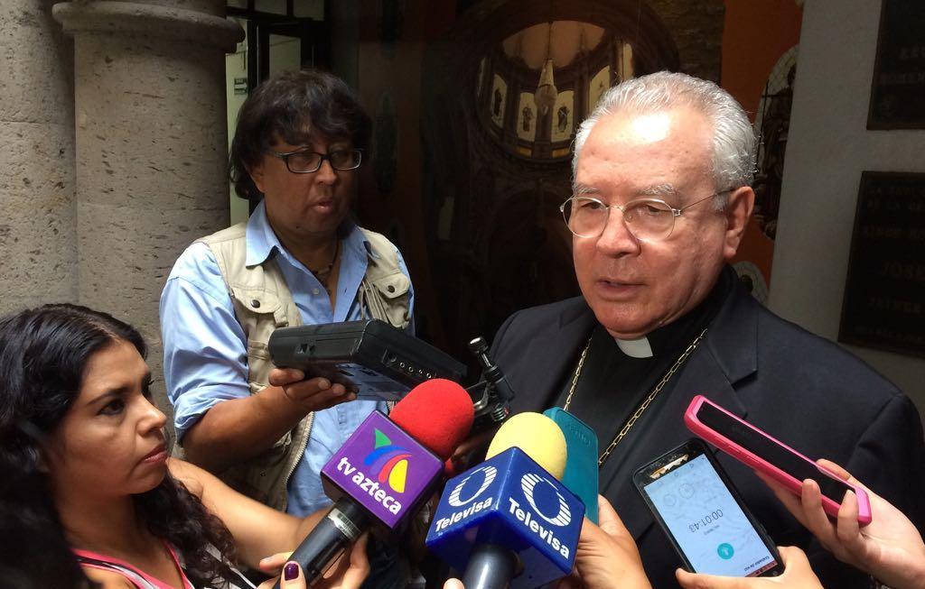 reunión entre AMLO y líderes de la iglesia