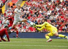 West Ham goleados en la J1 de la Premier League
