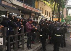 Decomisan celulares y droga en Plaza Meave