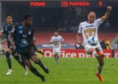 Pumas y Pachuca empatan a cero