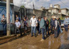 apoyo económico a damnificados por sismo