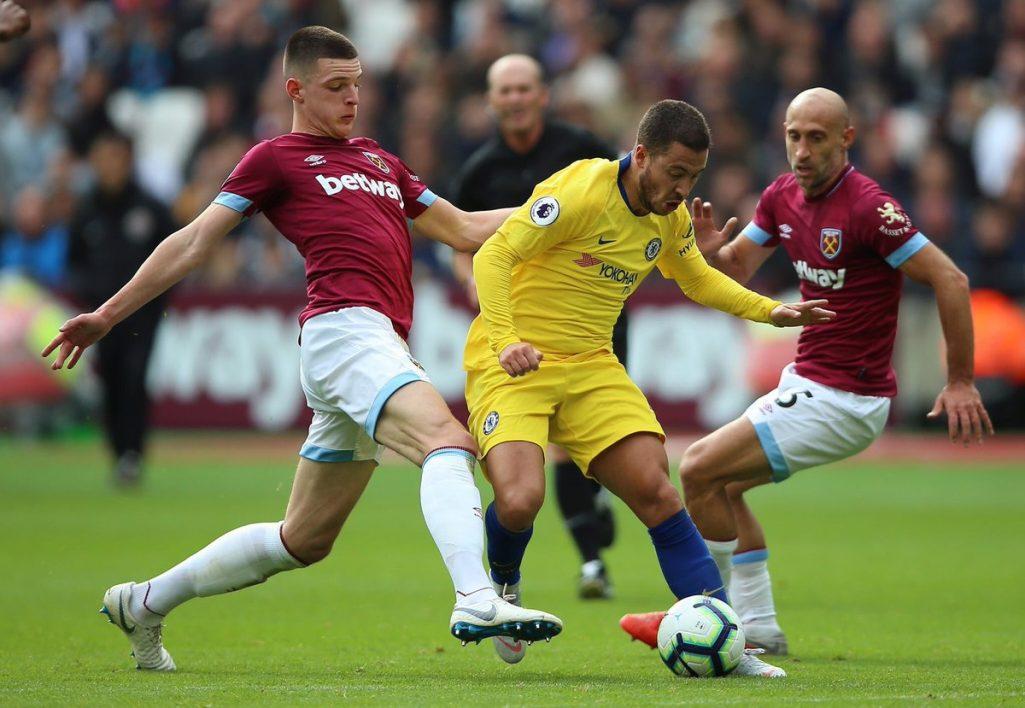 Chelsea empata con West Ham