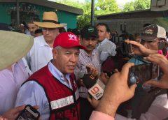 Damnificados de Sinaloa