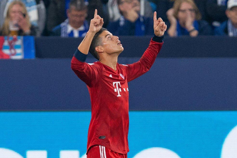 Bayern Munich vence al Schalke