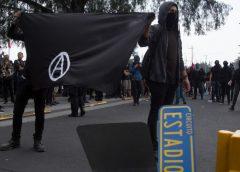 detenidos por gresca en la UNAM